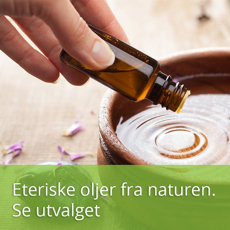 Eteriske oljer fra NOW Foods.